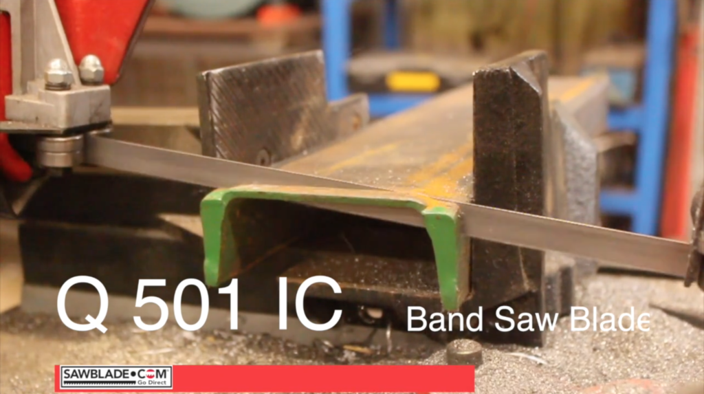 How to Properly Cut Channel Iron Sawblade